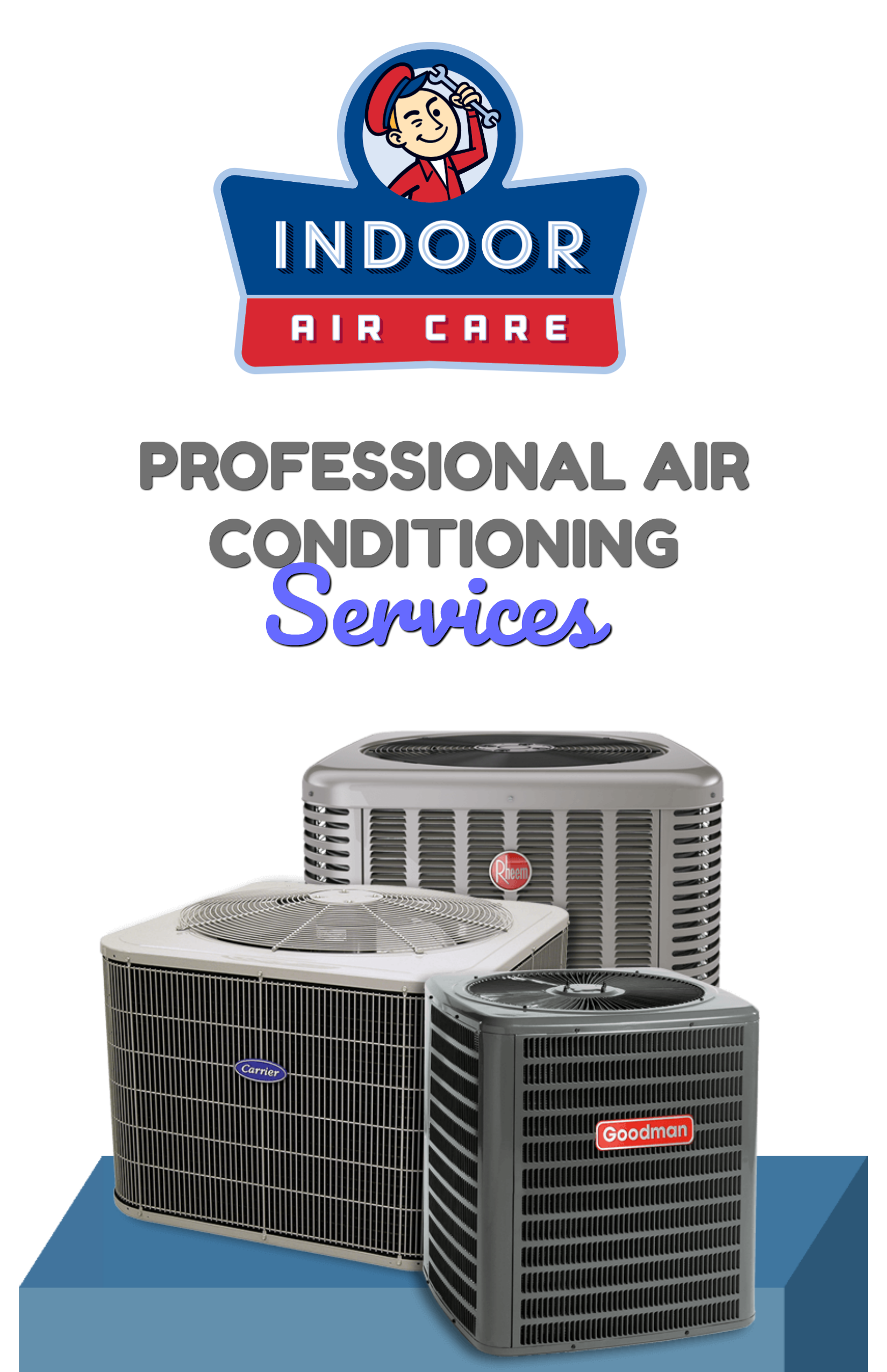 Indoor Air Care is your best option to guarantee indoor comfort and