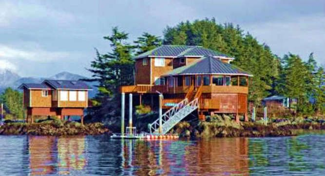 Alaska homes for sale sitka island home alaska united for Home builders alaska