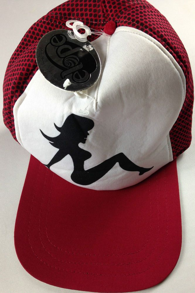 189cdbc43a0 Oversized Trucker Hat Snapback Cap NEW Pin Up Sexy Girl Hot Woman Curvy  Foam http