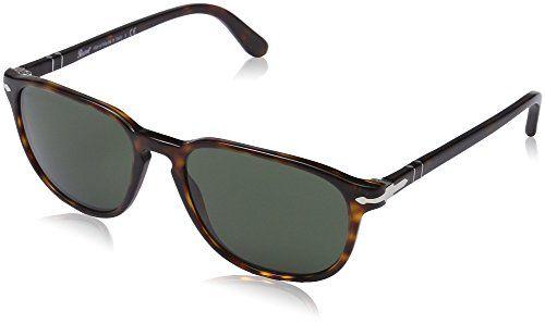 23bf429c66 Persol Men s PO 3019S 3019 Wayfarer Sunglasses