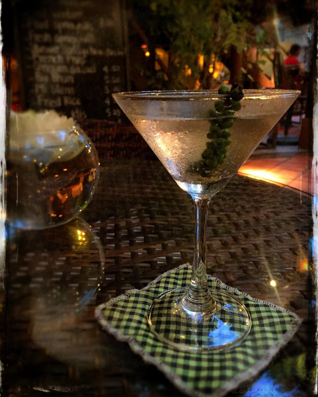 Back in Siem Reap enjoying a pepper martini at Asana Bar. #cambodia #food #cocktails #streetfood  #yummy #delicious #eat #streetfood #foodadventures #tastetravel #tastetravelfoodadventuretours #sunshinecoast #australia #holiday #vacation #instafood #instagood #followme #localsknow #cookingclass #foodie #foodietour #foodietravel