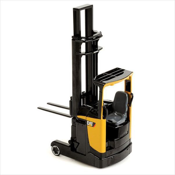 Norscot Caterpillar Reach Truck NR16N Diecast Construction Model