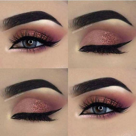 Photo of 24 Beautiful Eye Makeup Looks – Inspired Beauty