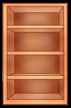 Jpg Stock Png Clip Art Empty Bookshelf Clipart Deko Kinder Wohnen