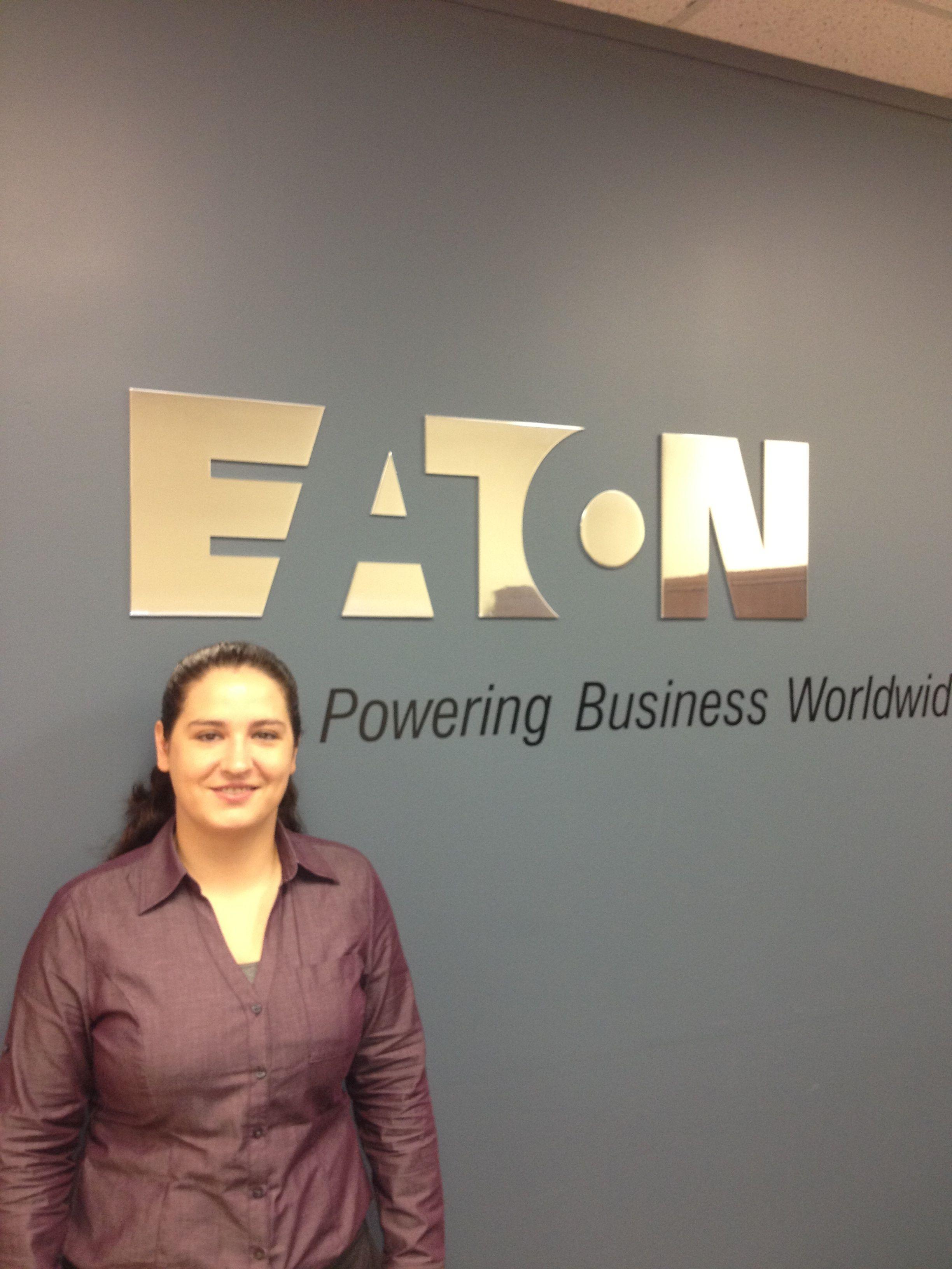 Tonya Johnson 3 2 Mba Class Of 2014 Major Accounting Internship Eaton Location Columbia Sc Eaton Job Search Career