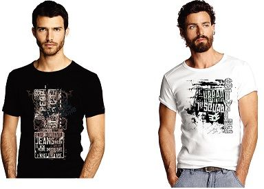 Buy mens tshirts always with discount coupons...get free discount ...