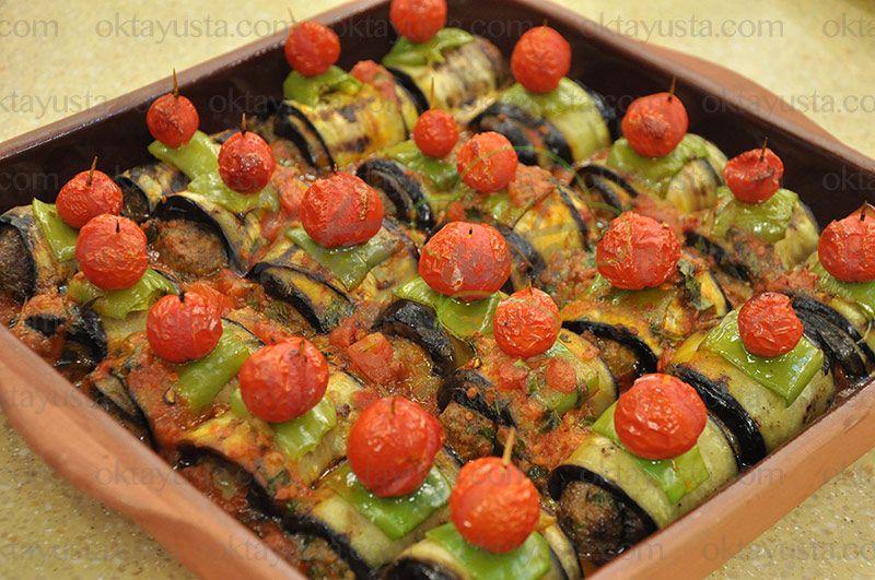 Patlıcanlı Köfte | Oktay Usta [ Resmi Web Sitesi ] | Yemek ...
