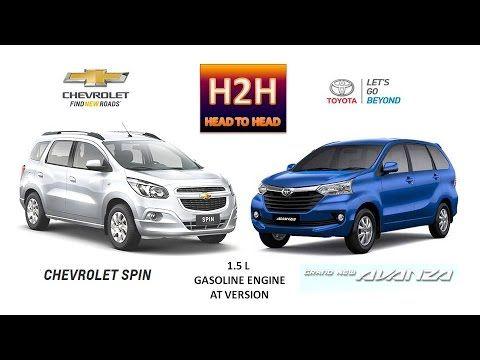 Chevrolet Spin Vs Toyota Avanza Cars Pinterest Chevrolet