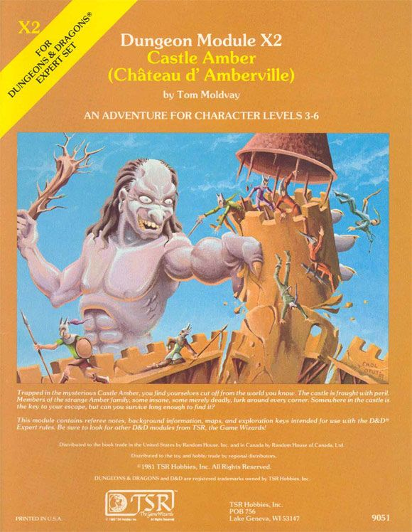 The Mind Blowing Cover Art Of Classic D Dungeons And Dragons