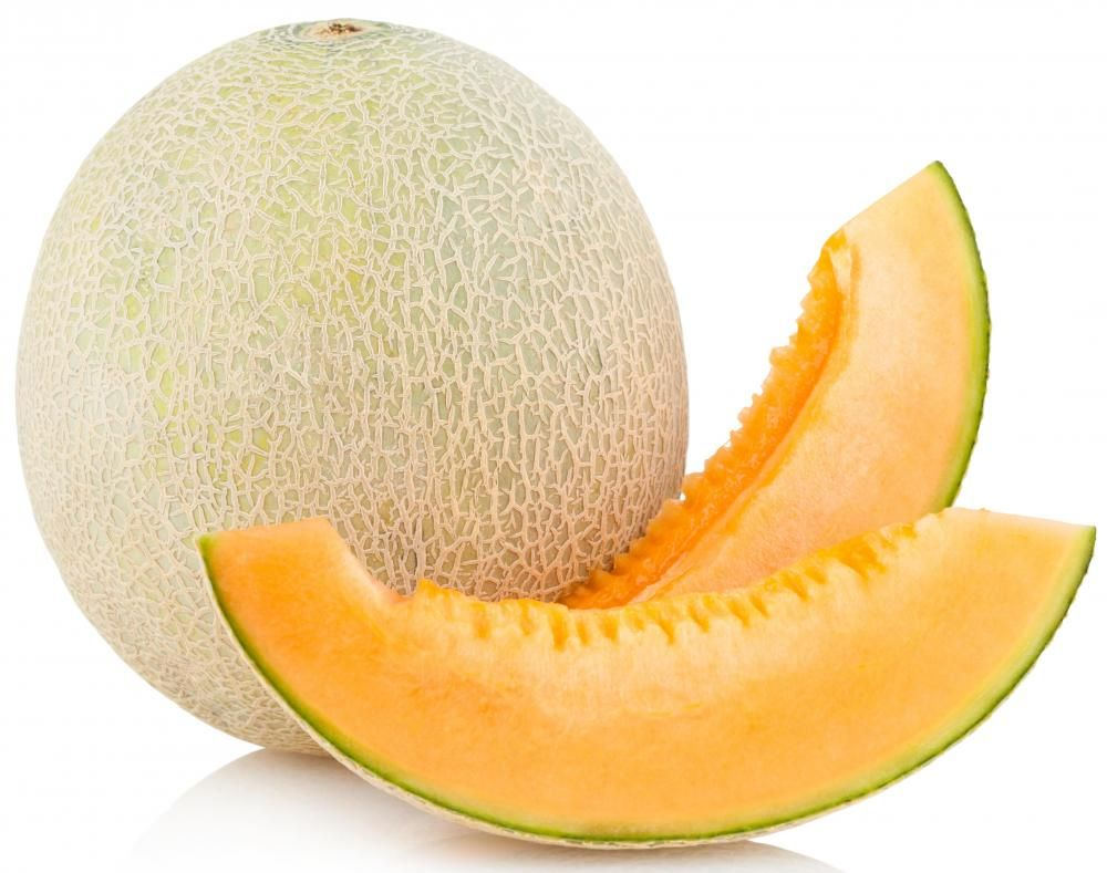 Whole Cantaloupe Only 0 94 At Target Muskmelon Cantaloupe Fruit Cantaloupe is the perfect healthy summertime treat. pinterest
