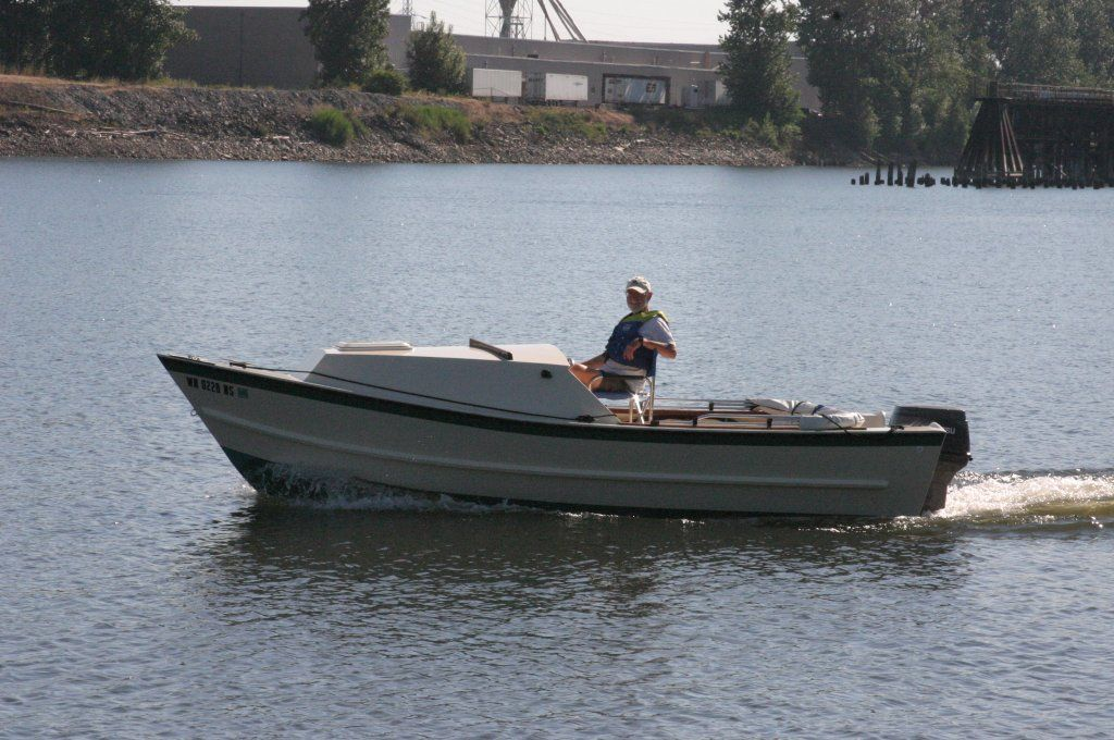 Tolman Standard Skiff With Cuddy Cabin Messing About In Boats In