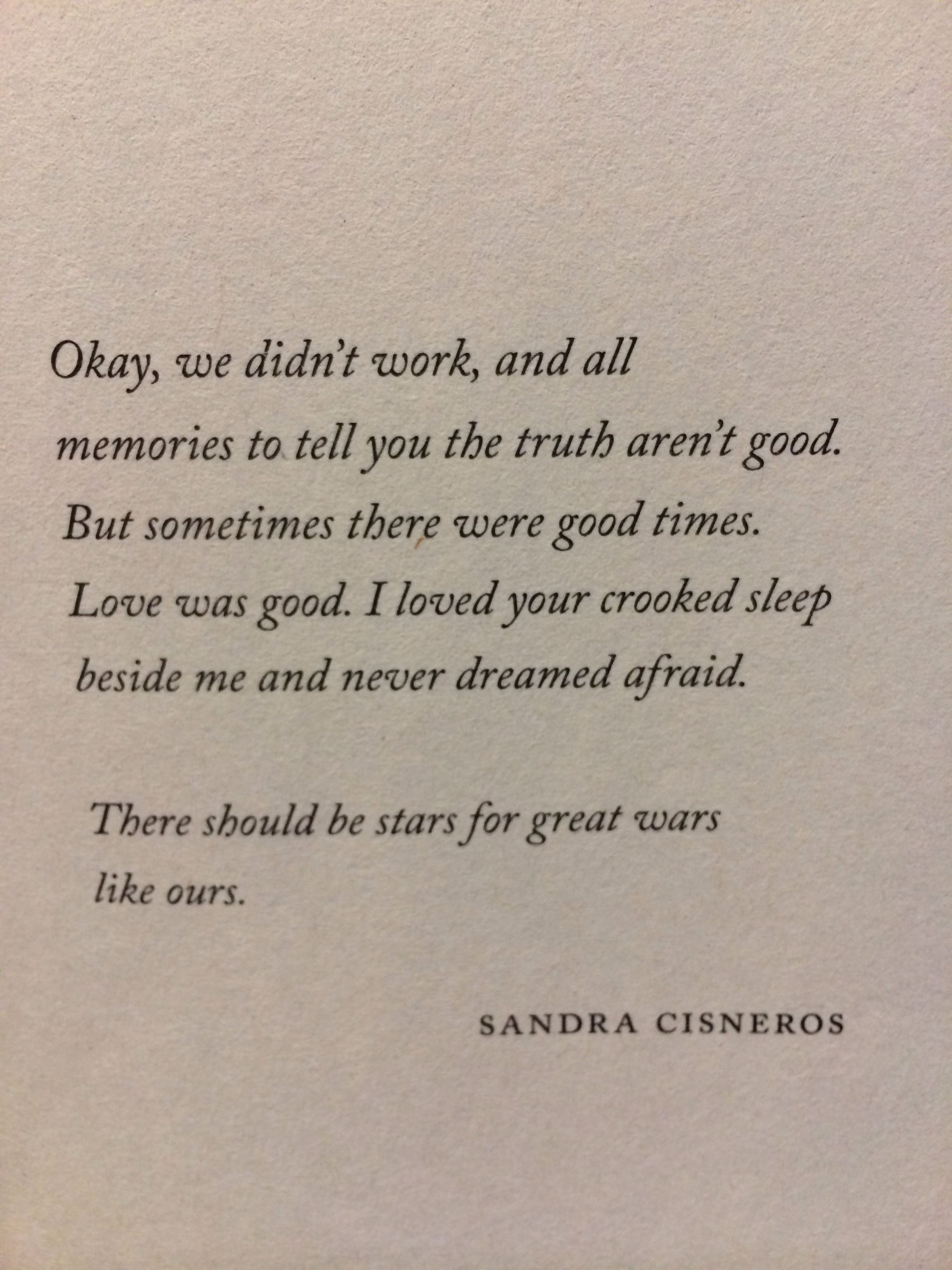 There should be stars for great wars like ours.  #thisishowyouloseher #junotdiaz