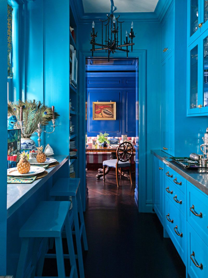 6 Small Galley Kitchen Ideas That Are Straight Up Great Small Galley Kitchens Kitchen Design Color Galley Kitchens