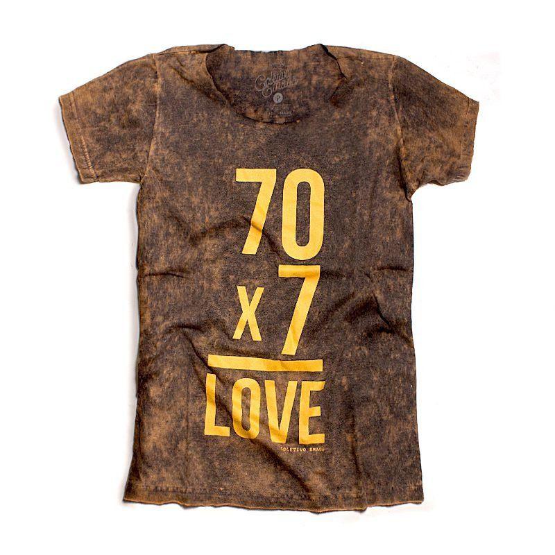 f4f3fcd6f Camiseta Masculina Gola Canoa 70x7 gola manual Camiseta gola canoa malha  premium com lavagem estonada e