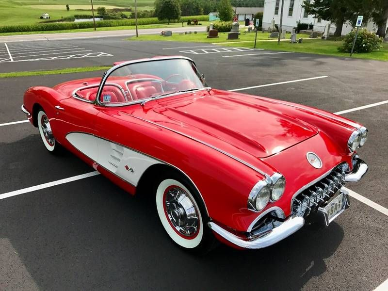 chevrolet corvette 1960 voitures am ricaines d 39 occasion voitures am ricaines neuves voitures
