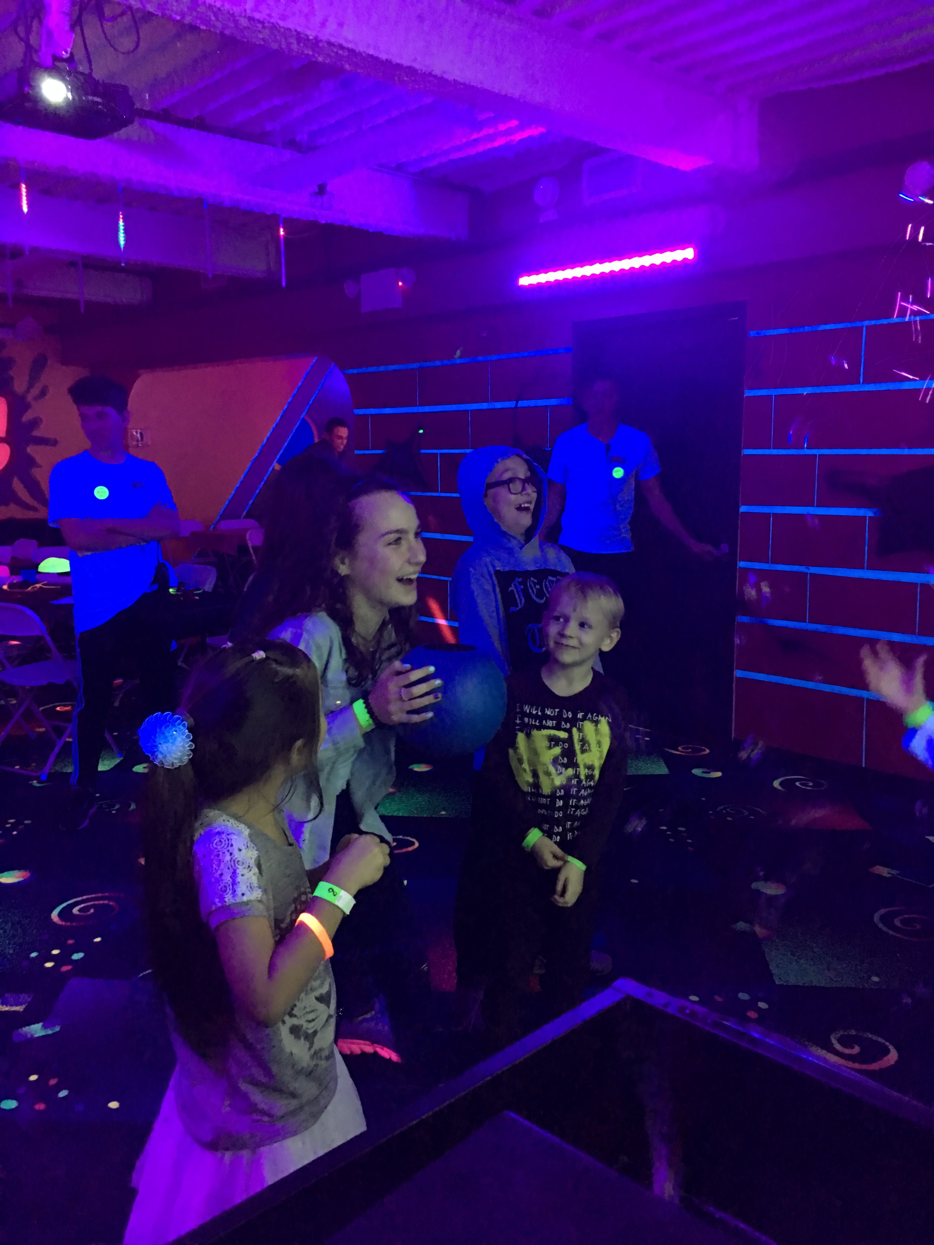 Ball Karaoke at Max Adventures Party Place in Brooklyn, NY | Best