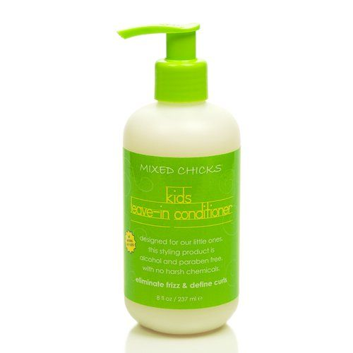 Baby Hair Styling Products Mixed Chicks Kids Leavein Conditionergreat For Curly Hair