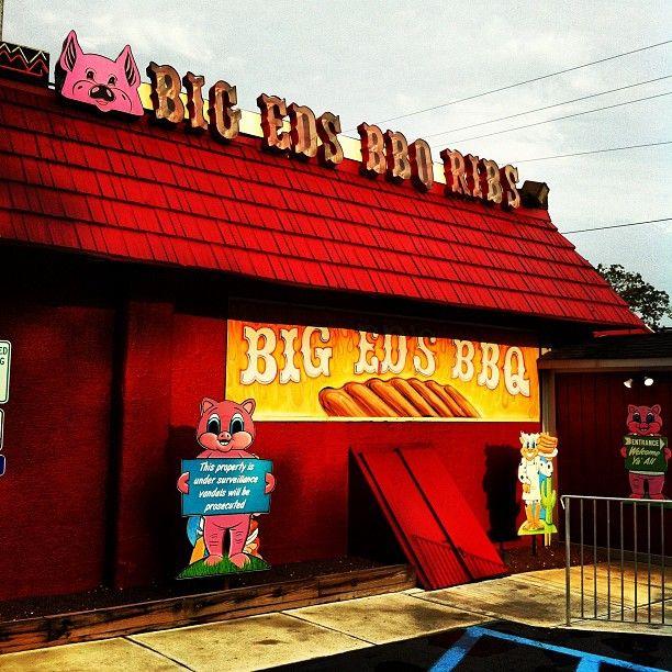 Big Ed S Bbq Bbq Big Traditional Food