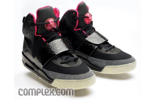 Release Reminder Nike Air Yeezy Black Pink Popular Sneakers Air Yeezy Sneakers