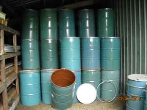 55 Gallon Steel Drums Barrels 12 50 Ea Aumsville Stayton 55 Gallon Steel Drum Steel Drum