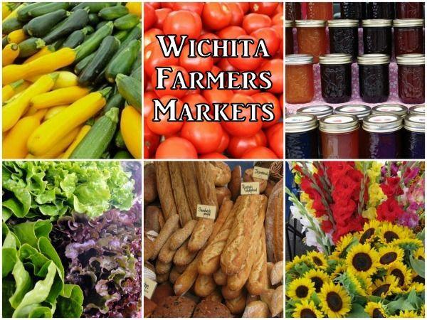A Guide to Wichita Farmers Markets | Wichita Moms Blog