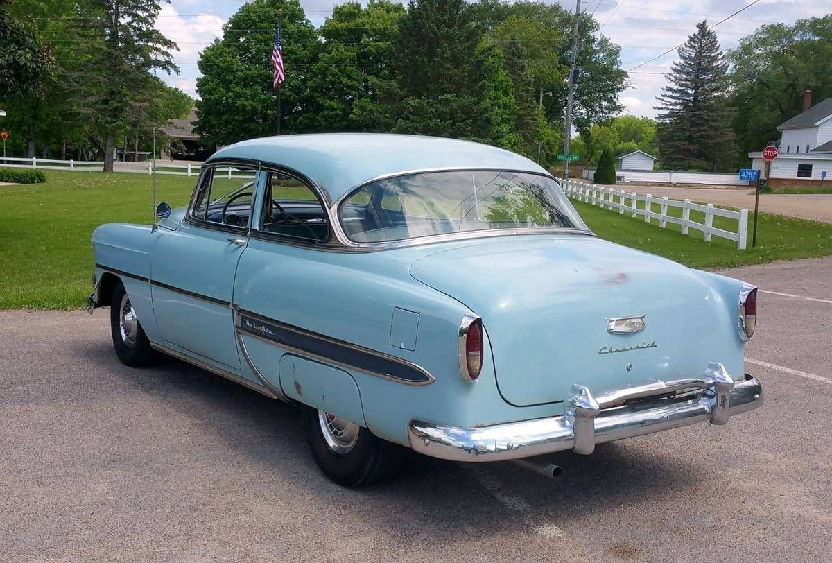 1954 chevrolet bel air for sale 1955095 hemmings motor news