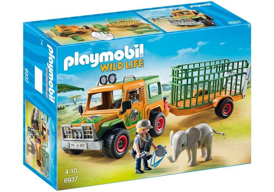 Playmobil 6937 Jeep Dei Rangers Con Gabbia Di Trasporto Disponibile In Pronta Consegna Su Vendiloshop It Playmobil Offerte Gioc Playmobil Jeep Trasporti