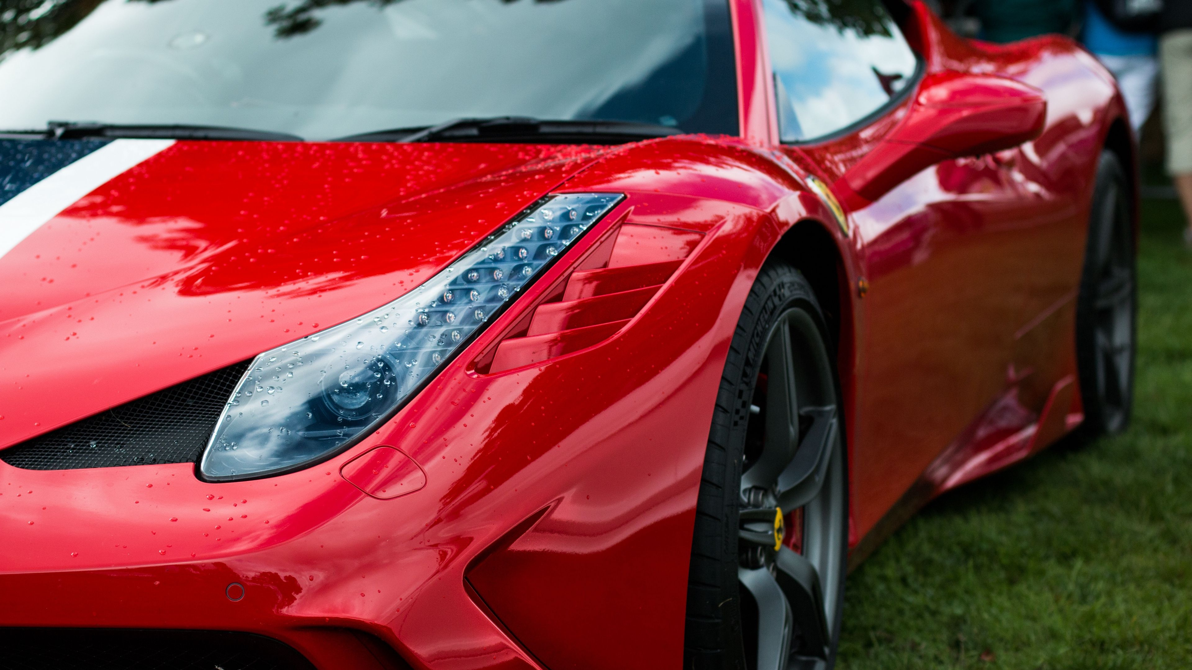 Ferrari 458 Speciale Ferrari Sports Car Supercar Red Headlight Wheel 4k Sports Car Ferrari 458 Speciale Fer Ferrari 458 Super Cars Ferrari 458 Speciale