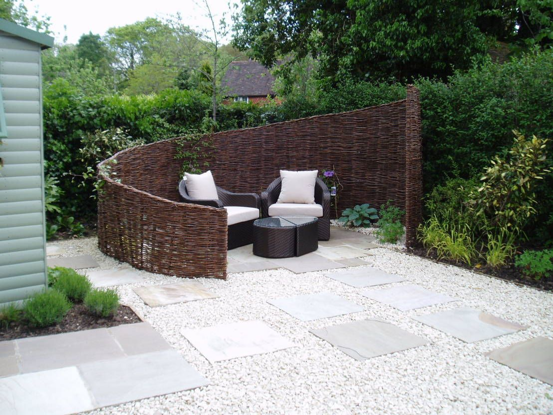 low maintenance garden eclectic style garden by cherry mills garden design
