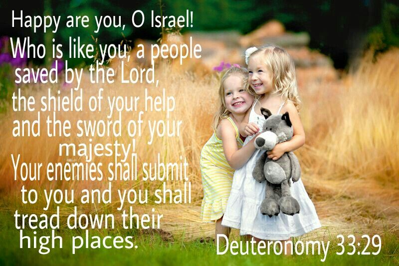 Image result for Deuteronomy 33:29