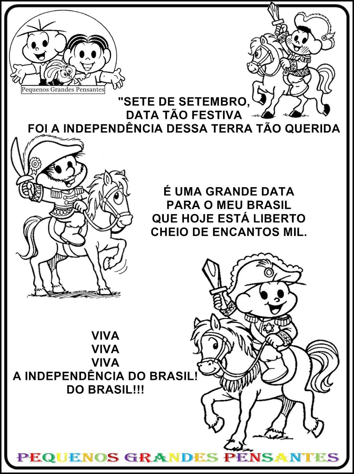 Atividades Independencia2 Pgp Jpg 1197 1600 Semana Da Patria