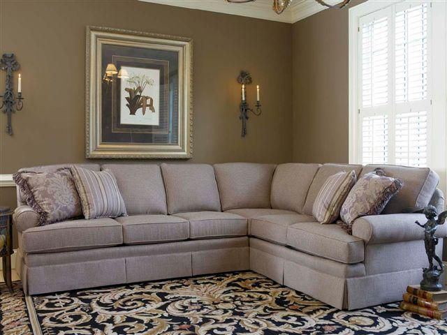 Build Your Own 5000 Series Sectional With Skirt And