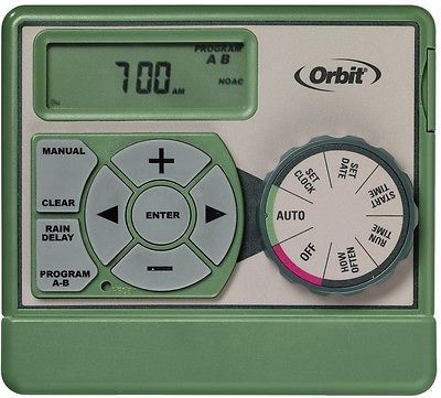 Hose Nozzles And Wands 181015: Orbit Irrigation Products 6 Station Indoor  Timer  U003e BUY