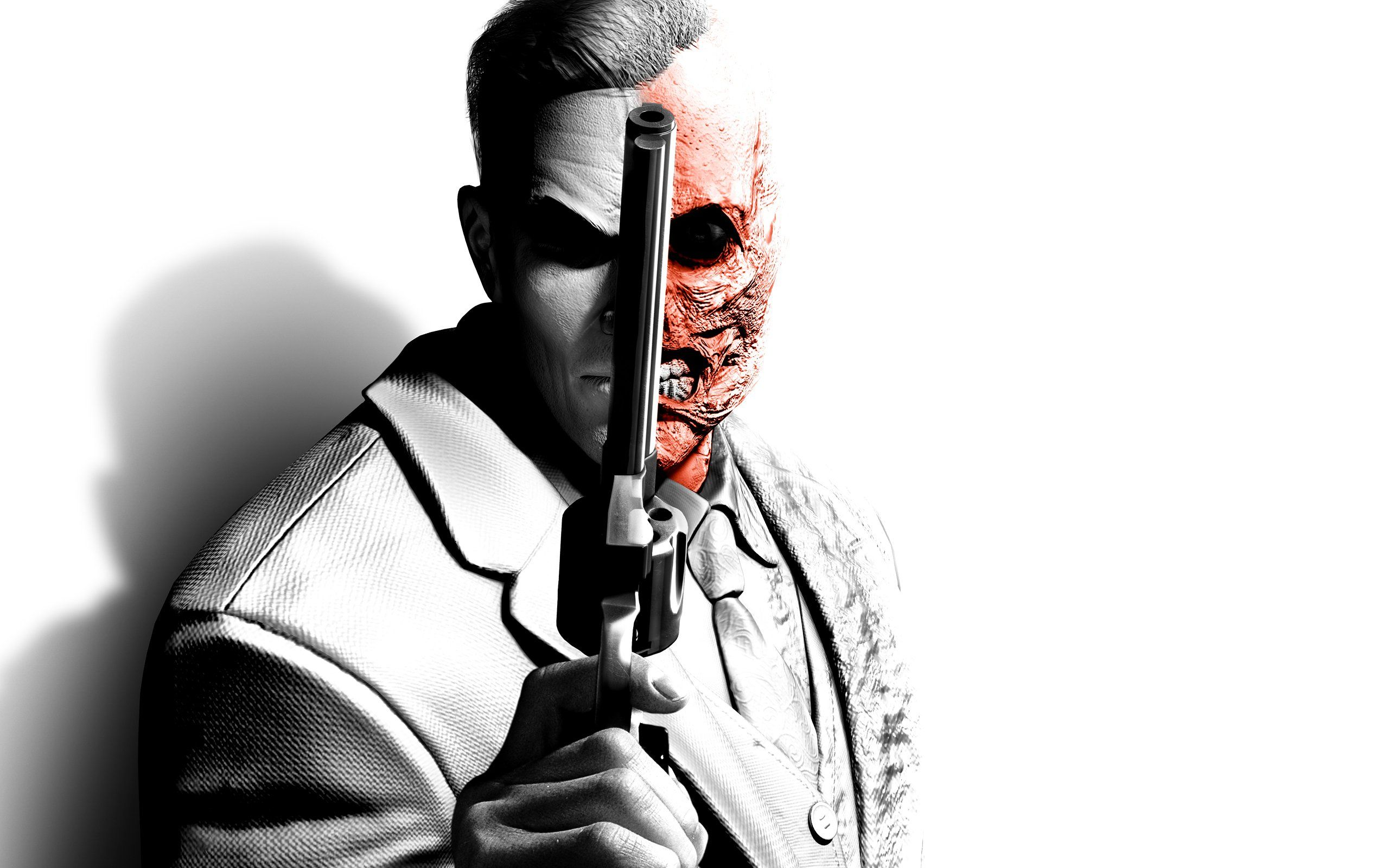Two Face From Arkham City