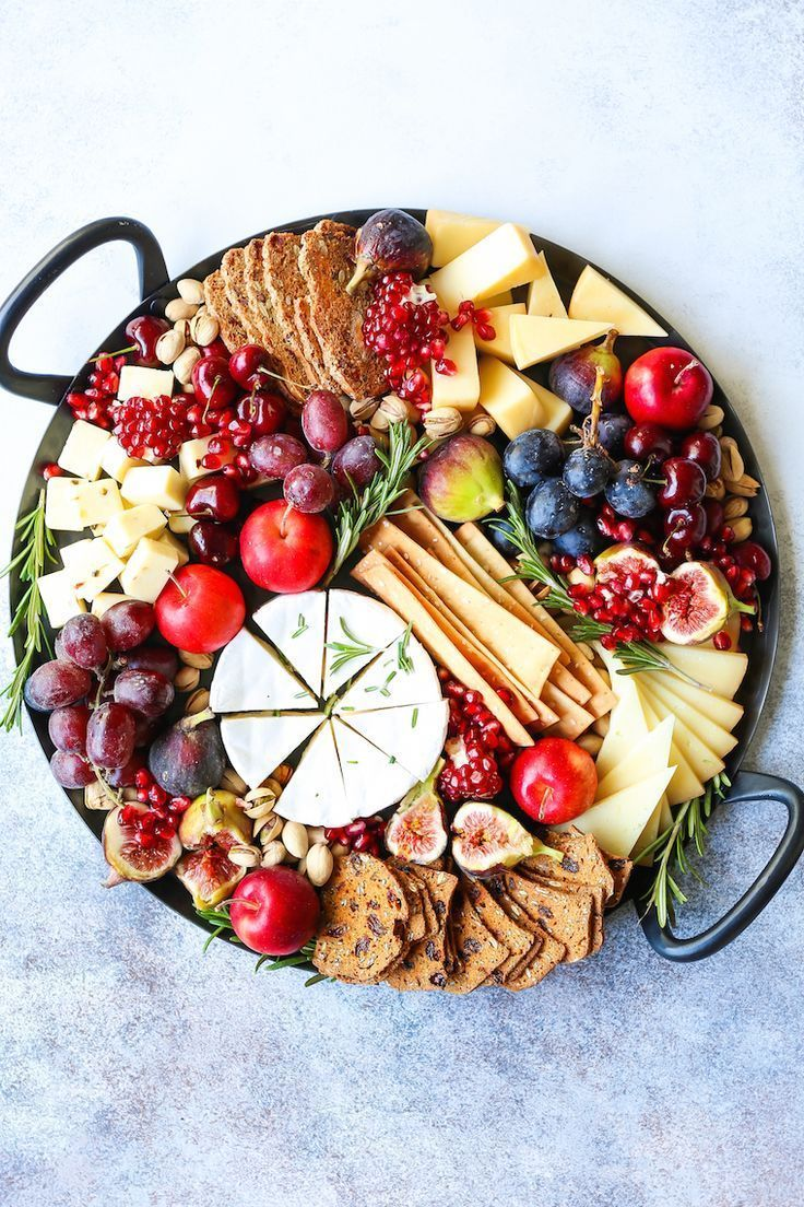 Photo of Holiday Cheese Board
