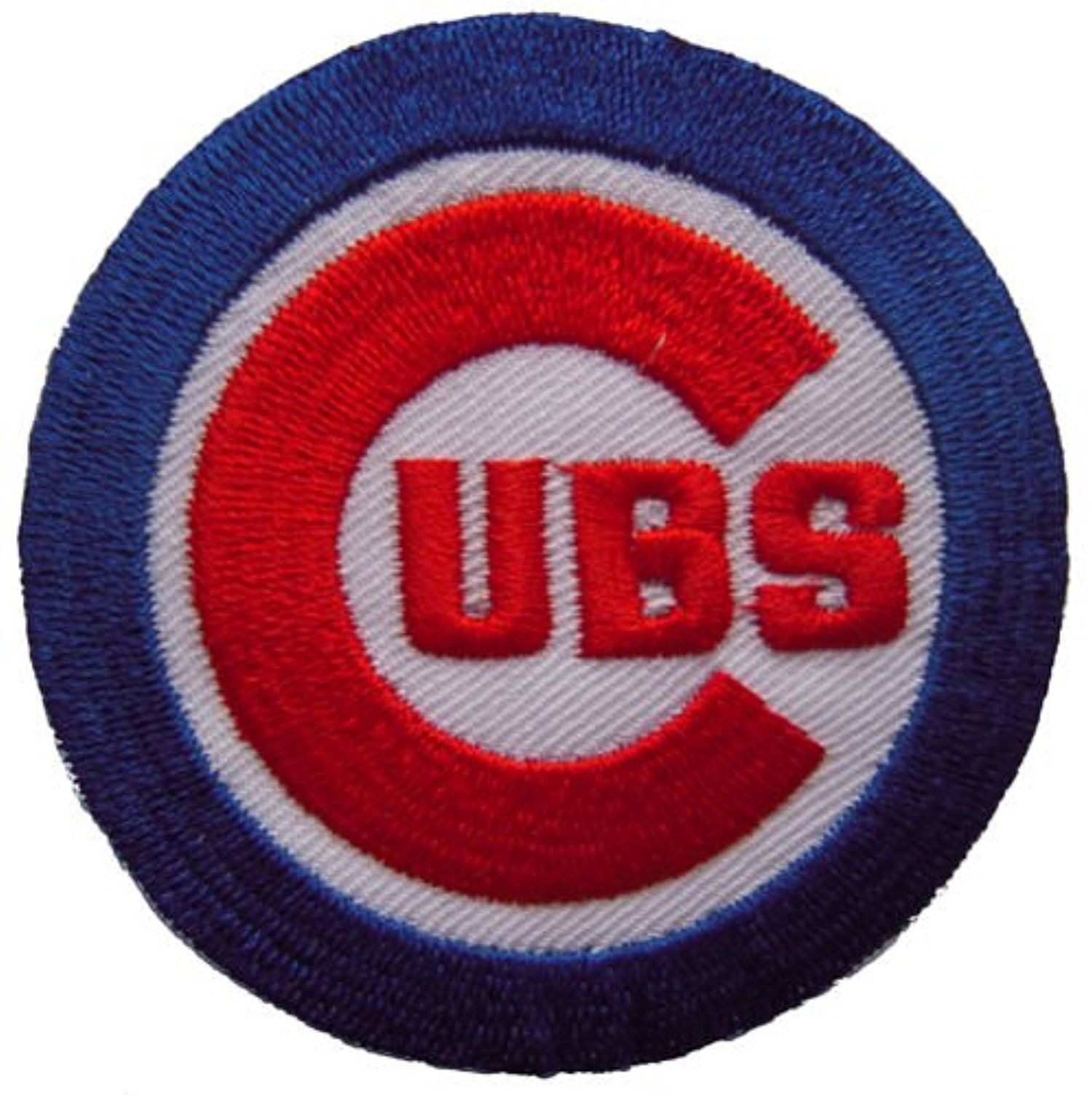 New mlb chicago cubs logo baseball embroidered iron on patch 28 new mlb chicago cubs logo baseball embroidered iron on patch 28 inch i24 buycottarizona