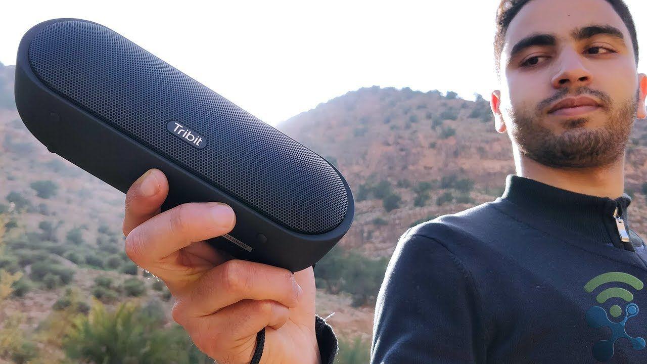 ba7e6a8c6272f4 Review Tribit MaxSound Plus Portable Bluetooth Speaker with Powerful Louder  Sound, IPX7 Waterproof #2019 #5CoolGadgets #amazon #BestBluetoothSpeaker ...