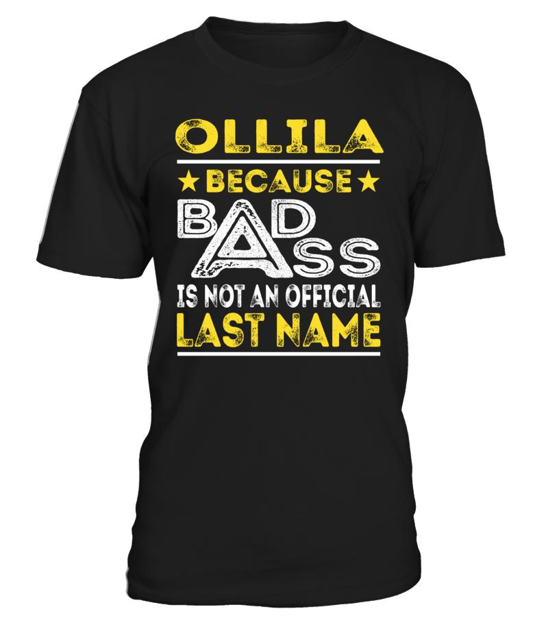 OLLILA - Badass #Ollila