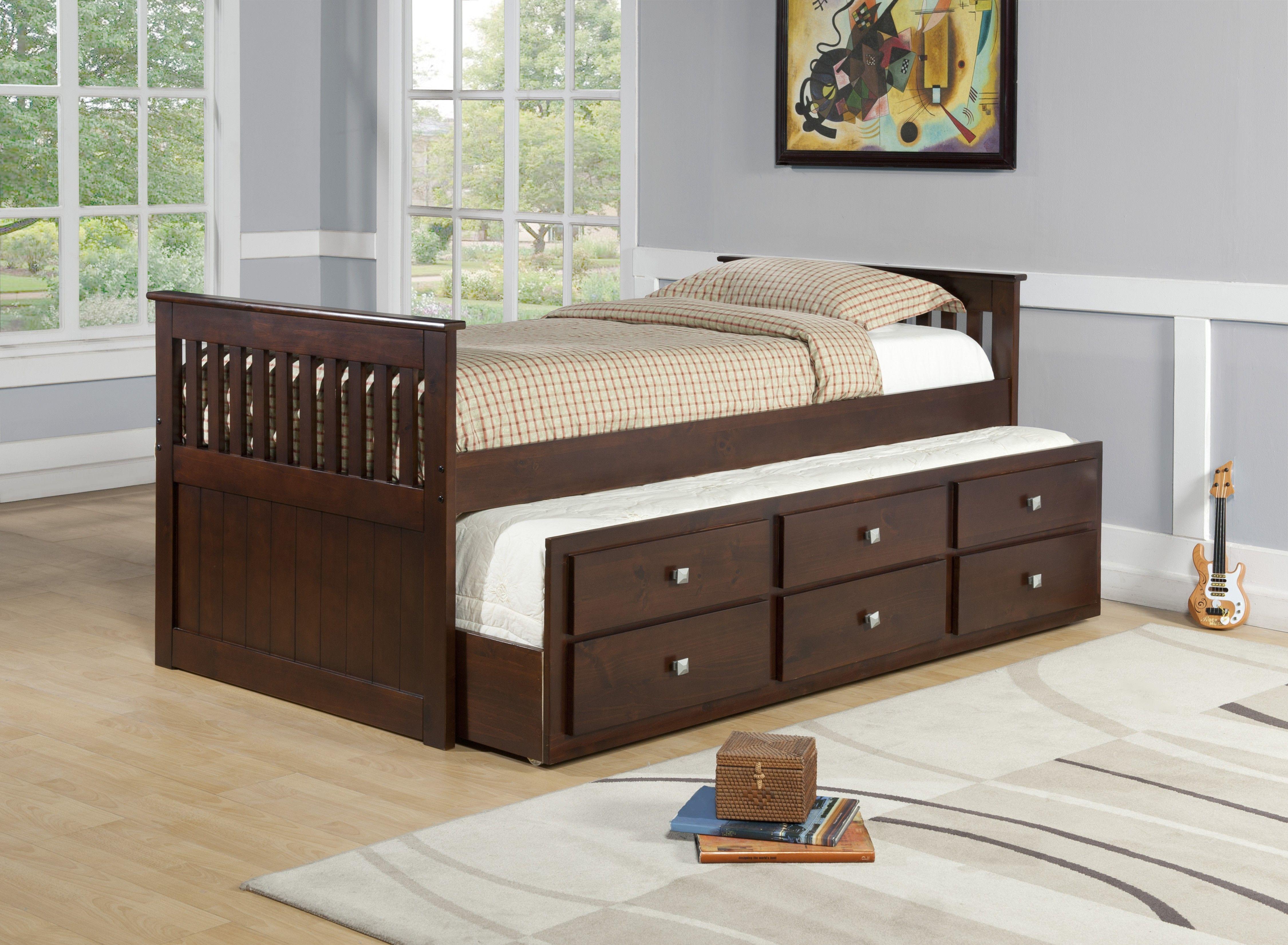 Kinder Tag Bett | Bett | Betten für kinder, Ausziehbares ...