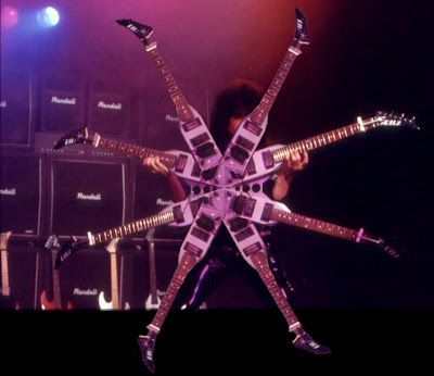 Michael Angelo Batio shows once again why he's called the Overlord ...