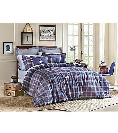 Tommy Hilfiger Denim Bedding Google Search Plaid Comforter Comforter Sets Comforters