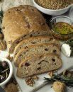 Greek walnut and honey croissants recipe