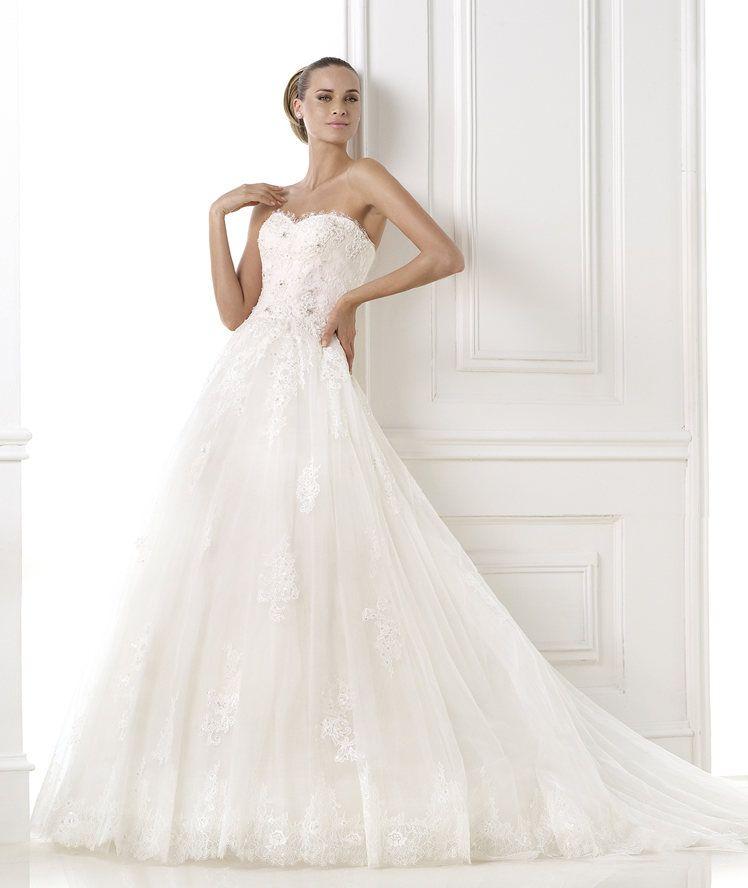 a70e4b8be BLENDA Vestidos De Noiva Princesa
