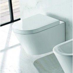 Wc Sospeso Design Moderno In Ceramica Eccelente Modello Klea