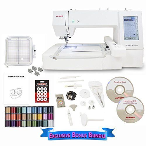 Brother SE4000 Combination Computerized Sewing And 400x400 Embroidery Enchanting Brother Se400 Combination Computerized Sewing And 4x4 Embroidery Machine