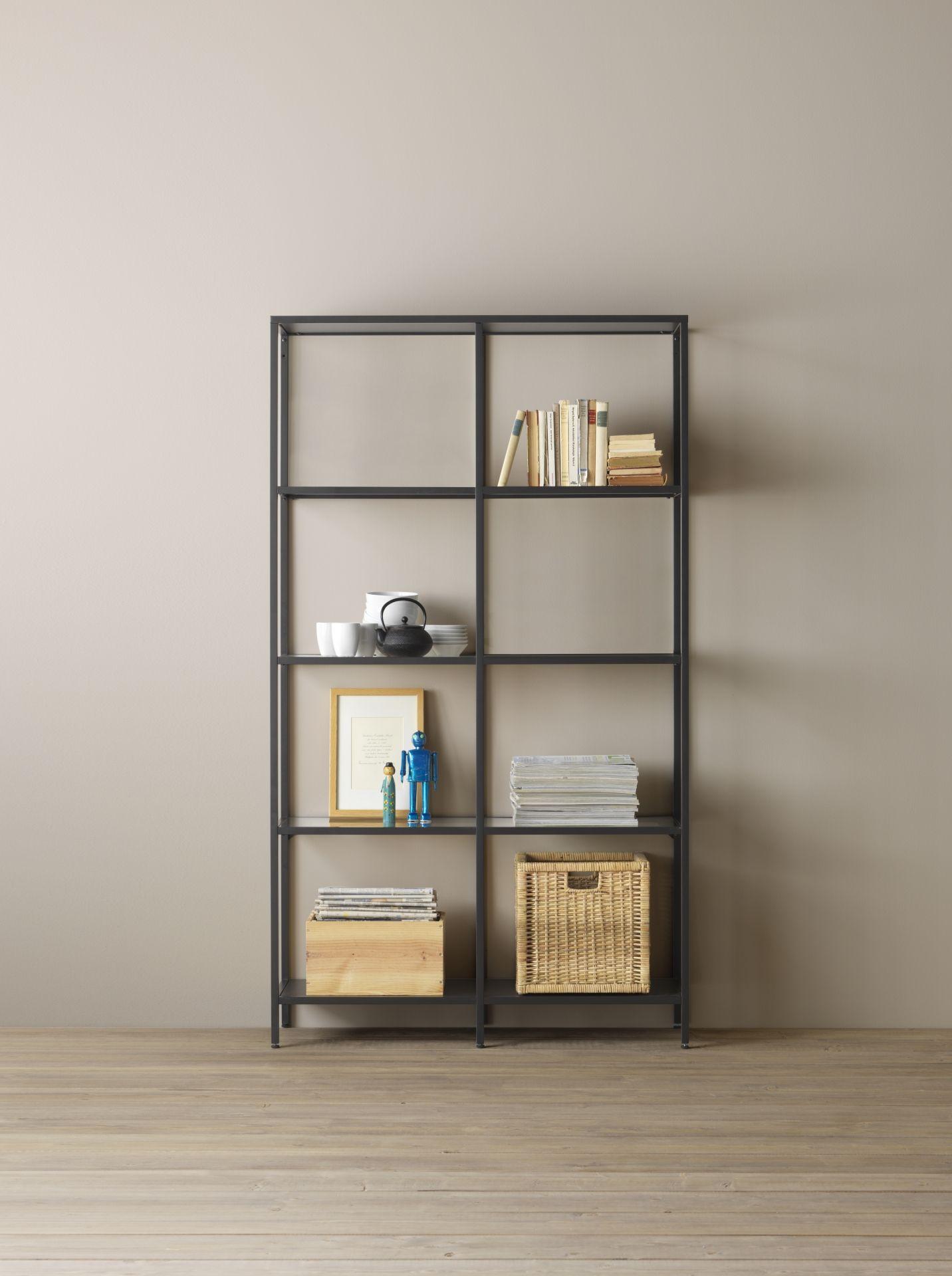 Buffetkast Zwart Bruin.Vittsjo Kast Ikea Metalen Bed Best Of Kopardal Bed Frame Grey