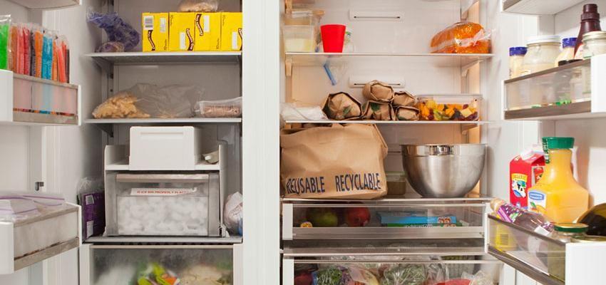 Como limpar o frigorífico de forma simples e eficaz