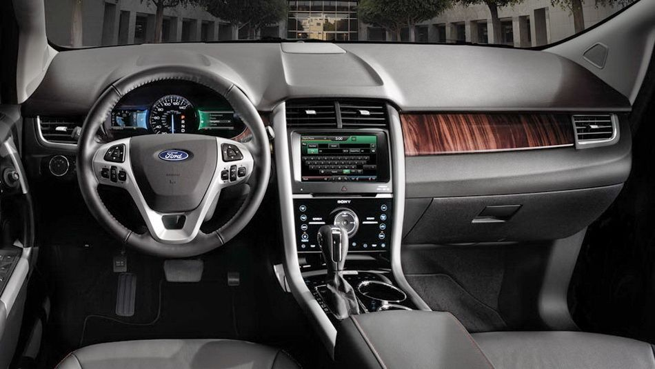2013 Ford Edge Limited Awd Interior Ford Edge Ford Edge Limited