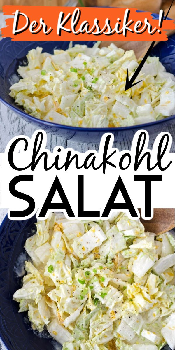 Photo of Simple Chinese cabbage salad – family classics