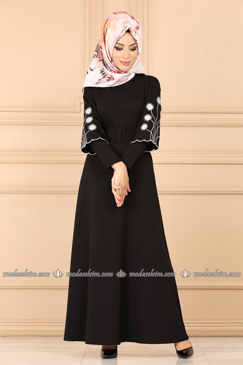 Modaselvim Yeni Urunler Tesettur Istanbul Muslim Fashion Abaya Fashion Fashion Forward Outfits